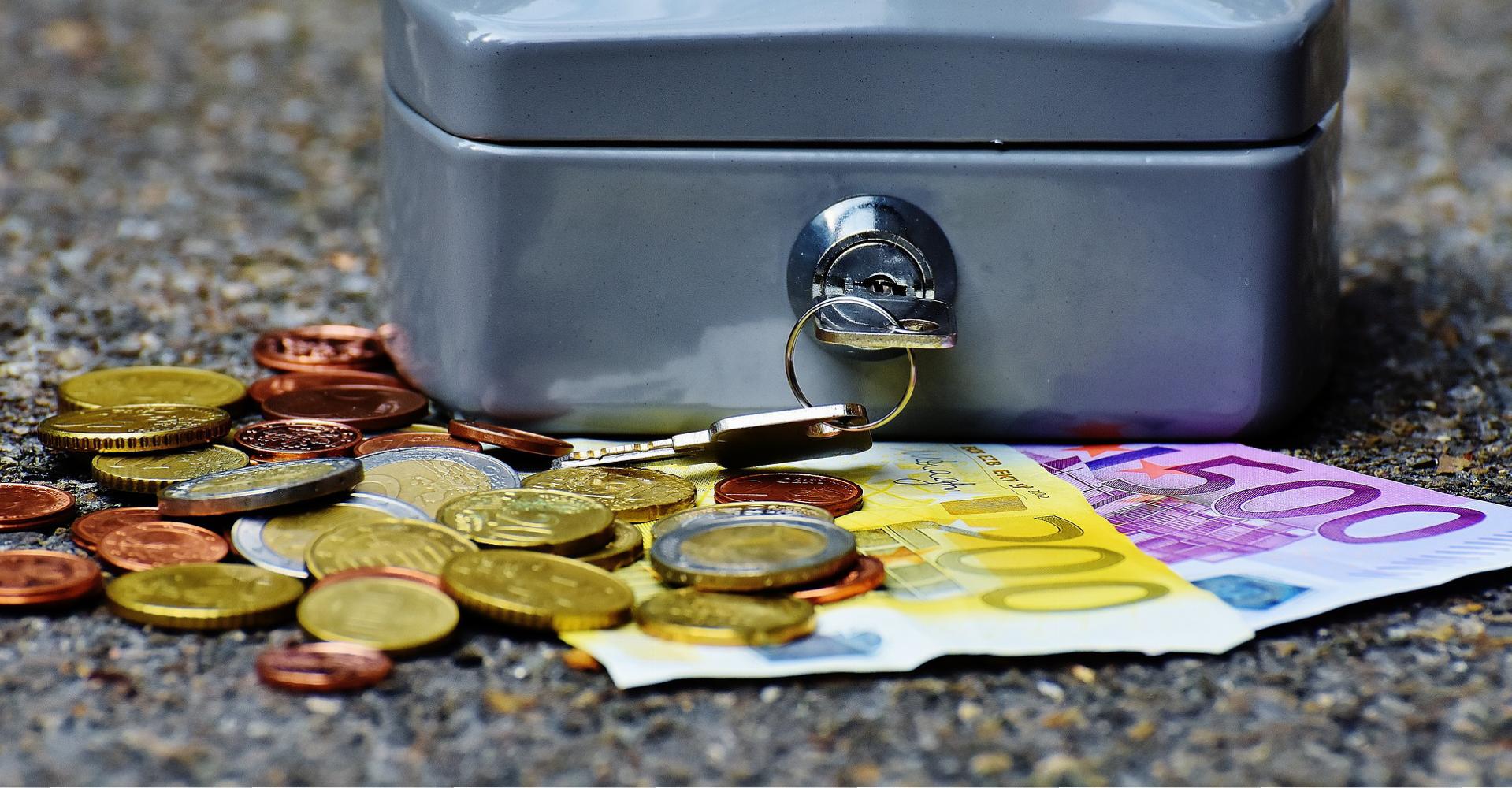 Sparen und Anlegen – Startseite